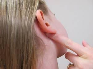 Лимфоузел за ухом: фото, причины воспаления, расположение, симптомами каких болезней является увеличение